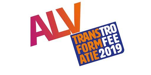 ALV en uitreiking Transformatie Trofee