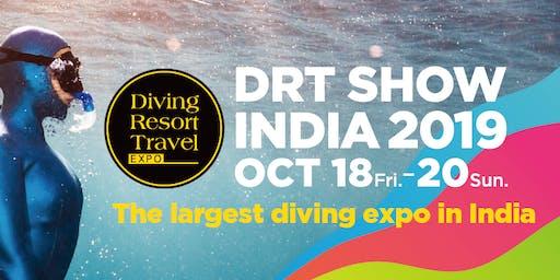 Professional Diving Seminars in DRT SHOW India
