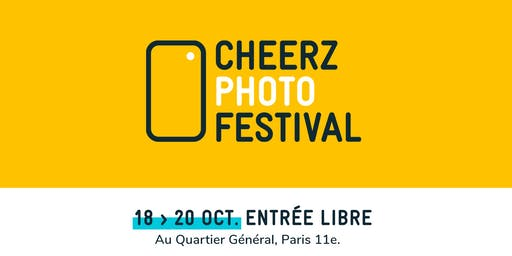 Cheerz Photo Festival - Ateliers Graine de Photographe