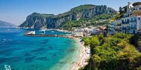 Capri adventure biglietti
