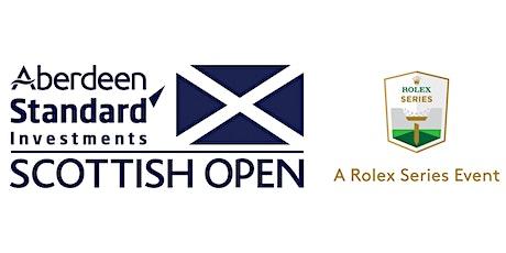 Aberdeen Standard Investments Scottish Open 2020 tickets