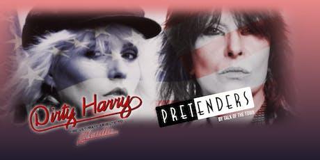 Dirty Harry & Pretenders by TOTT Aberdeen tickets