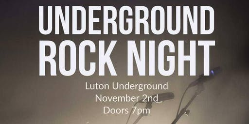 Underground Rock Night