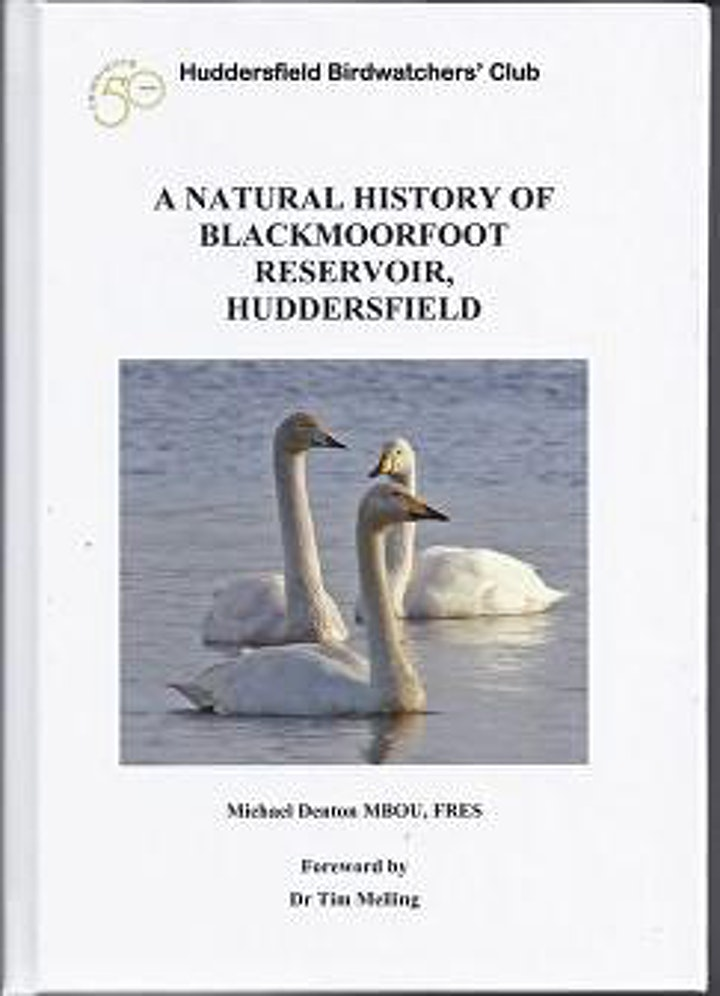 Local Bird Talk.  Natural History of Blackmoorfoot Reservoir, Huddersfield. image