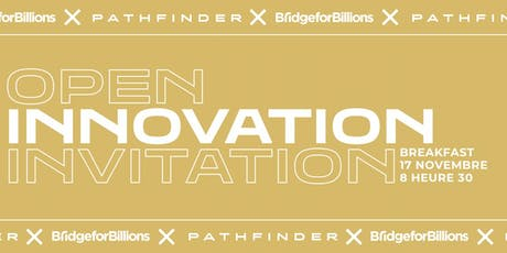 [Breakfast] Open innovation: Engage your workforce billets