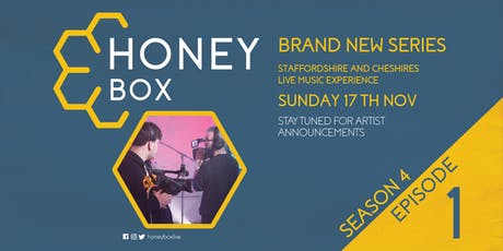 Honeybox Live Series 4 Episode 1 tickets