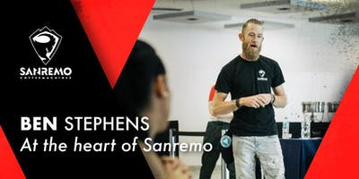 Ben Stephens: at the heart of Sanremo