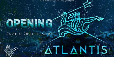 Atlantis x Events2gether Paris billets
