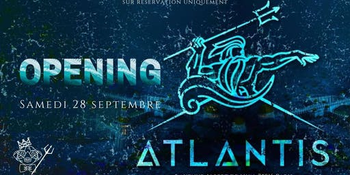 Atlantis x Events2gether Paris
