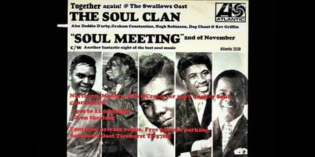 The Soul Clan tickets