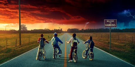 STRANGER THINGS (Halloween) Trivia in RICHMOND tickets