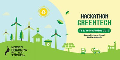 GreenTech Hackathon by WHAT 06