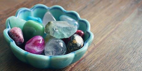 Découverte des pierres de santé billets