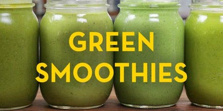 Green Smoothies  tickets