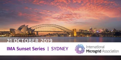 International Microgrid Association  Sunset Series - Sydney Sundowner