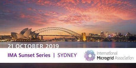 International Microgrid Association  Sunset Series - Sydney Sundowner tickets