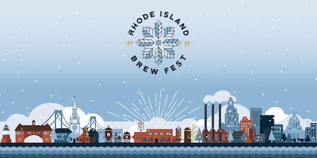 Rhode Island Brew Fest   2020 tickets