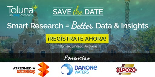 Smart Research = Better Data & Insights | Barcelona