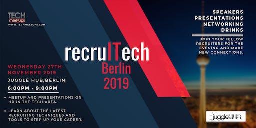 recruITech Berlin 2019