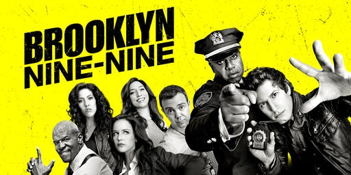 BROOKLYN NINE-NINE Trivia at the CHEEKY SQUIRE