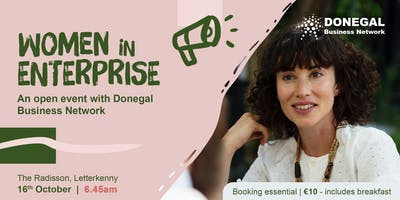 National Women in Enterprise Day Wed 16th October
