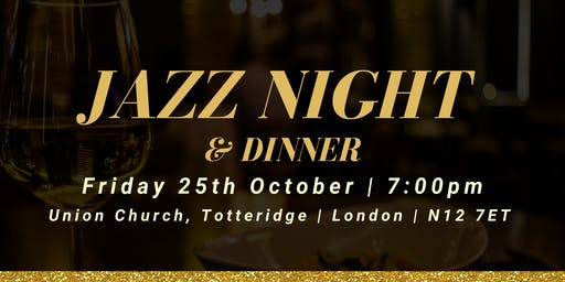 Live Jazz & Dinner
