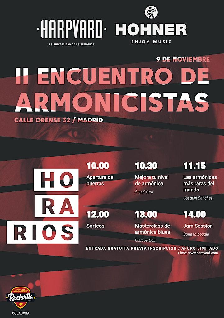 Imagen de SEGUNDO ENCUENTRO DE ARMONICISTAS
