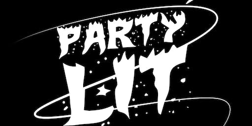 PARTY LIT DAY FETE - 3RD YEAR ANNIVERSARY