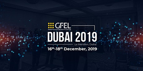 GFEL (Global Forum for Education and Learning) tickets