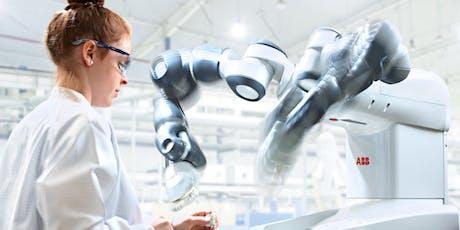 Robotica Collaborativa nel Biomedicale biglietti