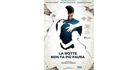 """""""La notte non fa più paura"""" proiezione del film di Marco Cassini #WundeErde Tickets"""
