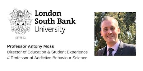 LSBU Inaugural Lecture - Professor Antony Moss tickets