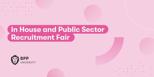 In House and Public Sector Recruitment Fair