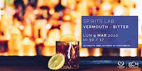 Spirits Lab // Vermouth e Bitter biglietti