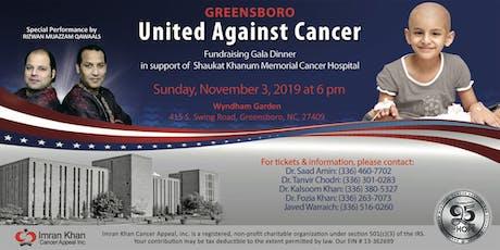 Fundraising  Gala Dinner in Greensboro tickets