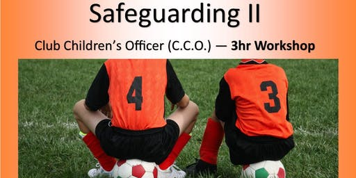 2019 KRSP Safeguarding 2 - Club Children's Officer