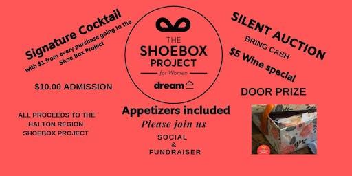 Halton Region Shoebox Project ~ Social & Fundraiser