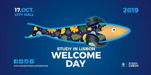 Study in Lisbon Welcome Day - The Official Reception