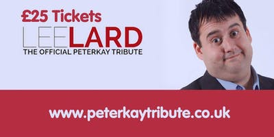 Peter Kay Tribute Night