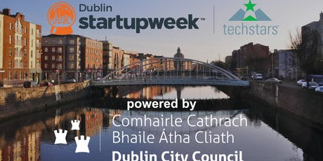 Startup Week Dublin 'Celebrating Social Entrepreneurs' tickets
