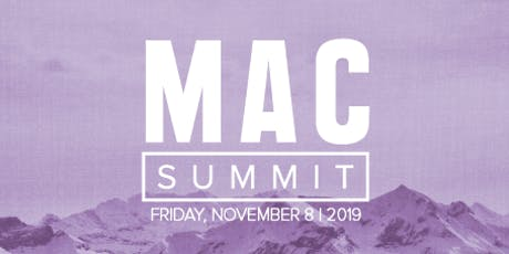MAC Counseling Summit tickets
