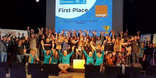 Techstars Startup Weekend Caen 02/20