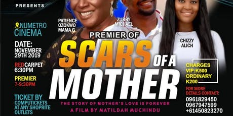 SCARS OF A MOTHER PREMIERE  tickets