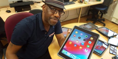 iPads for Absolute Beginners - Taster tickets