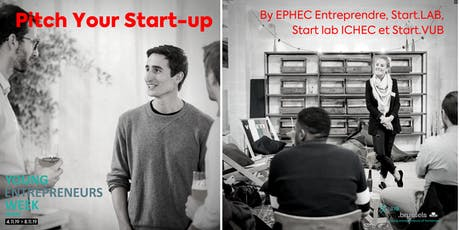 Pitch Your Start-up tickets