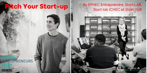 Pitch Your Start-up