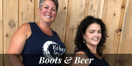 Boots & Beer - Line Dancing Social billets