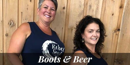 Boots & Beer - Line Dancing Social