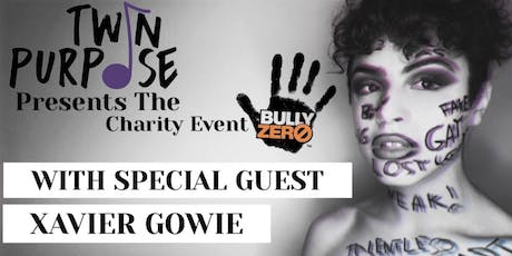 Twin Purpose Presents Bully Zero Charity Event tickets