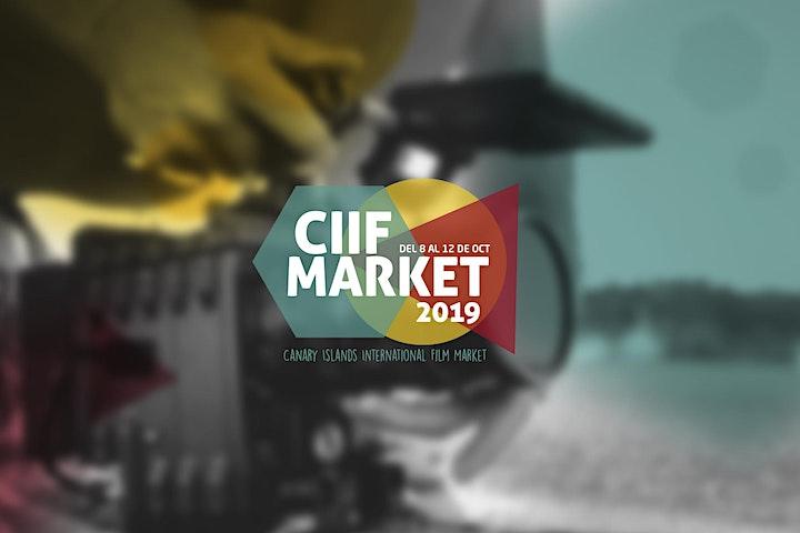 """Imagen de CIIF Market 2019. Taller """"De la Literatura al Cine"""""""